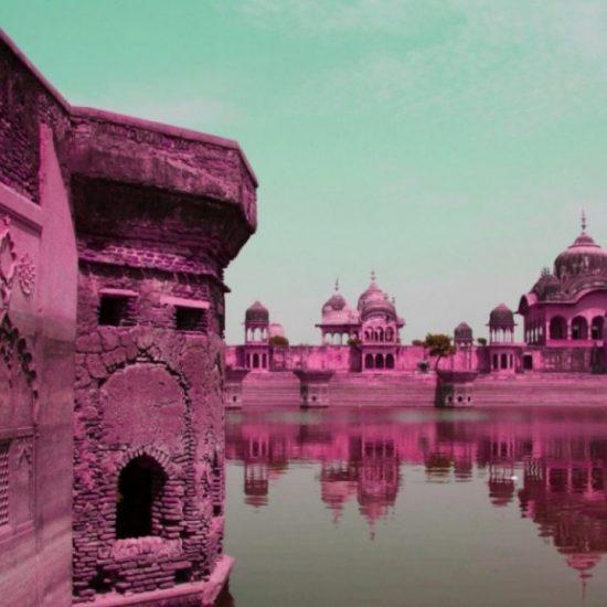 Vrindavan, Krishna's Transcendental Abode
